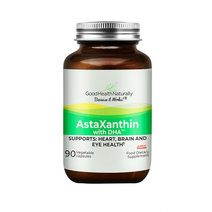 AstaXanthin with DHA 90's