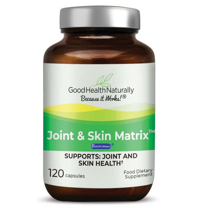 Joint & Skin Matrix 120's