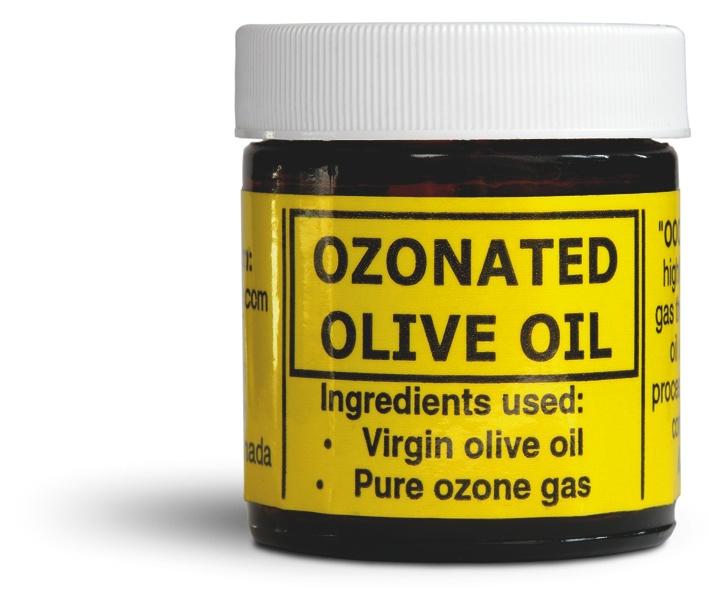 Ozonated Olive Oil 59ml