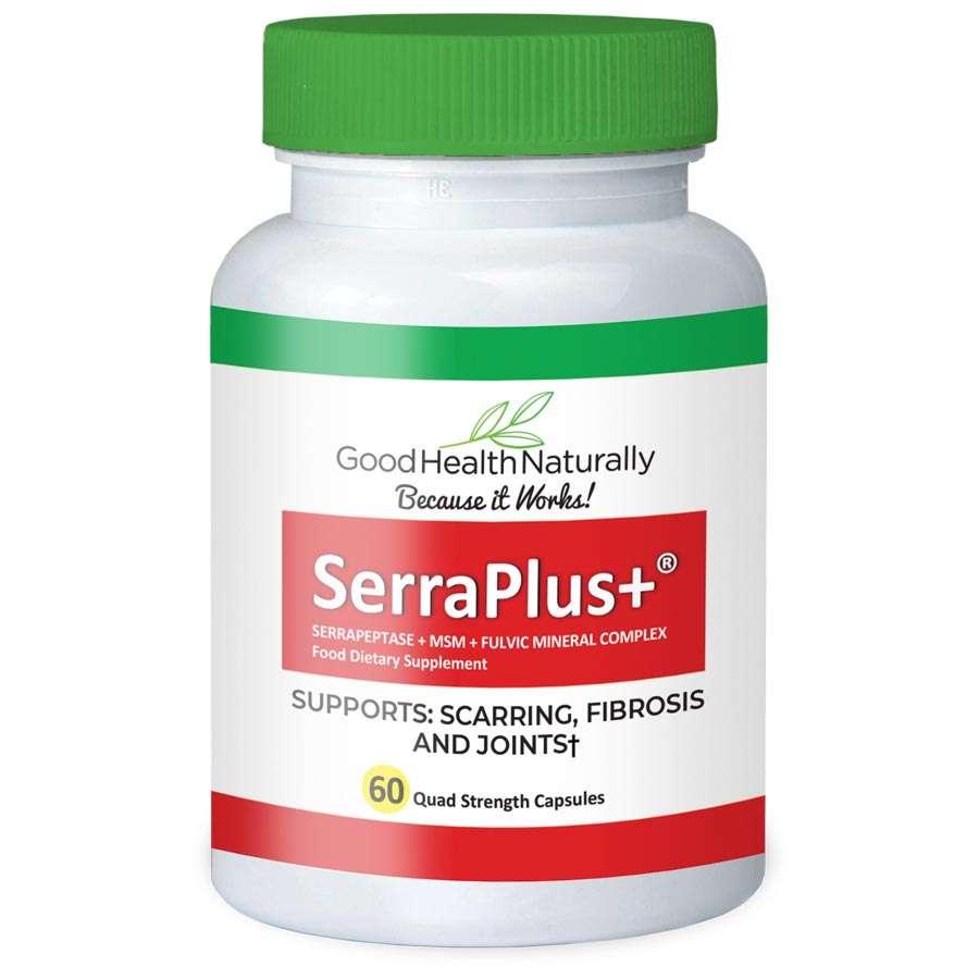 SerraPlus+ 80,000iu 60's (CAPSULES)