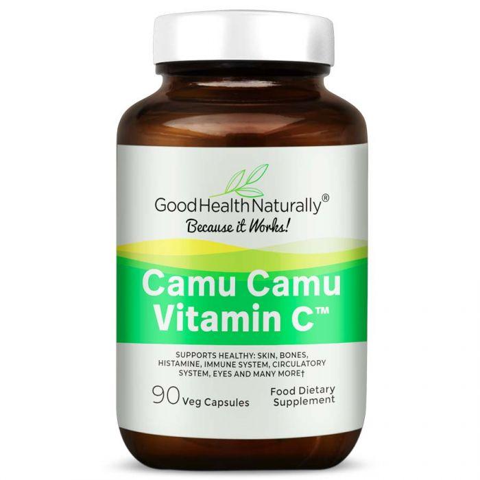 Camu Camu Vitamin C 90's