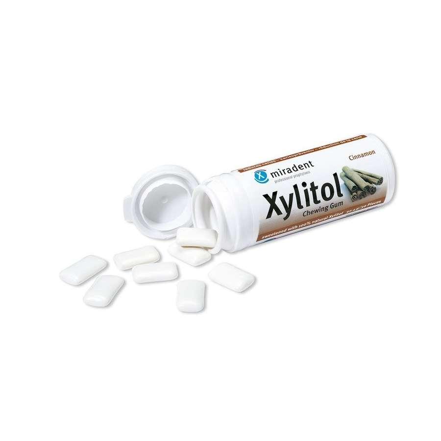 Miradent Xylitol Gum Cinnamon 30's