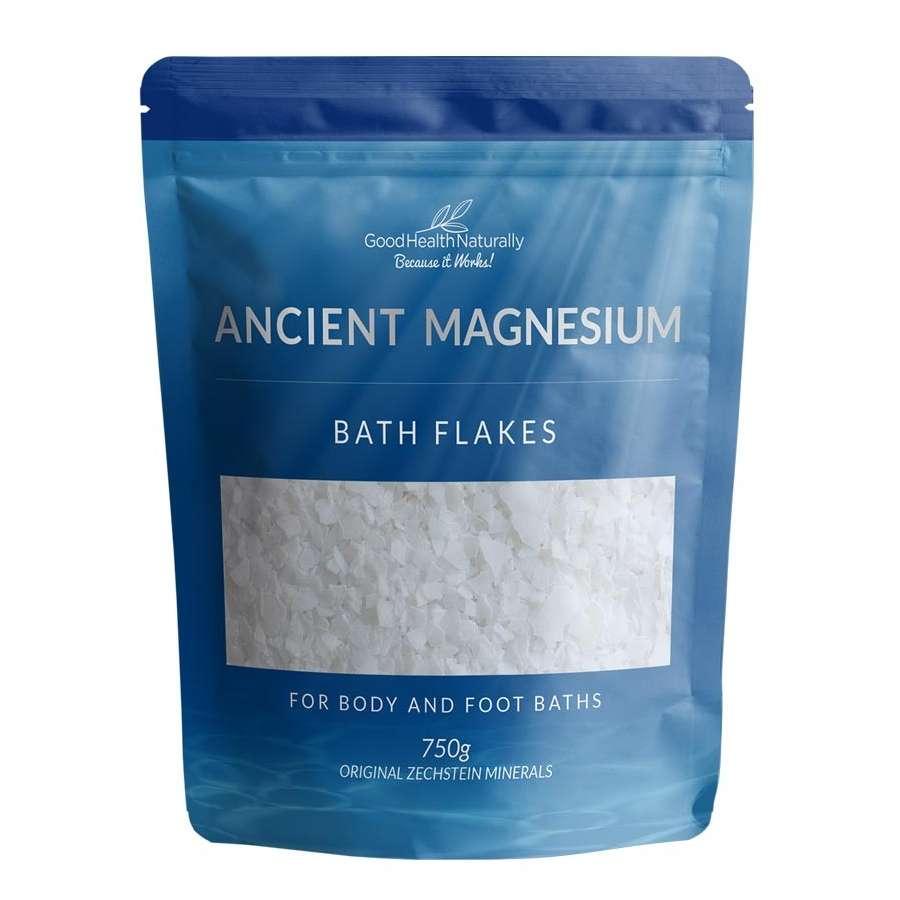 Ancient Magnesium Bath Flakes 750g