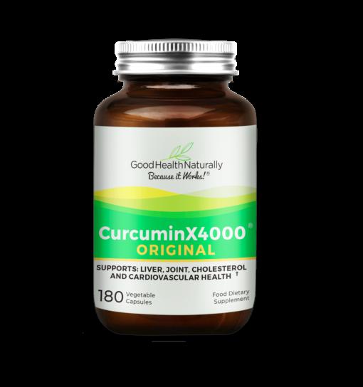 Curcumin X4000 Original 180's