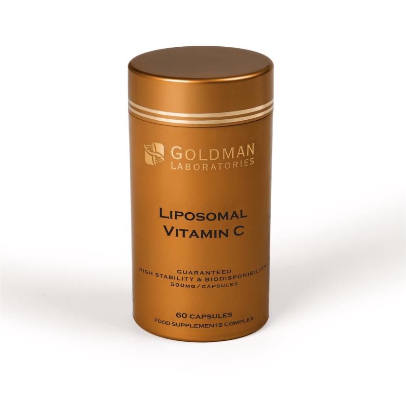 Liposomal Vitamin C 500mg 60's