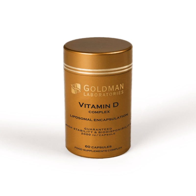 Vitamin D Complex 60's