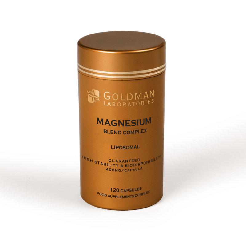 Magnesium Blend Complex 120's