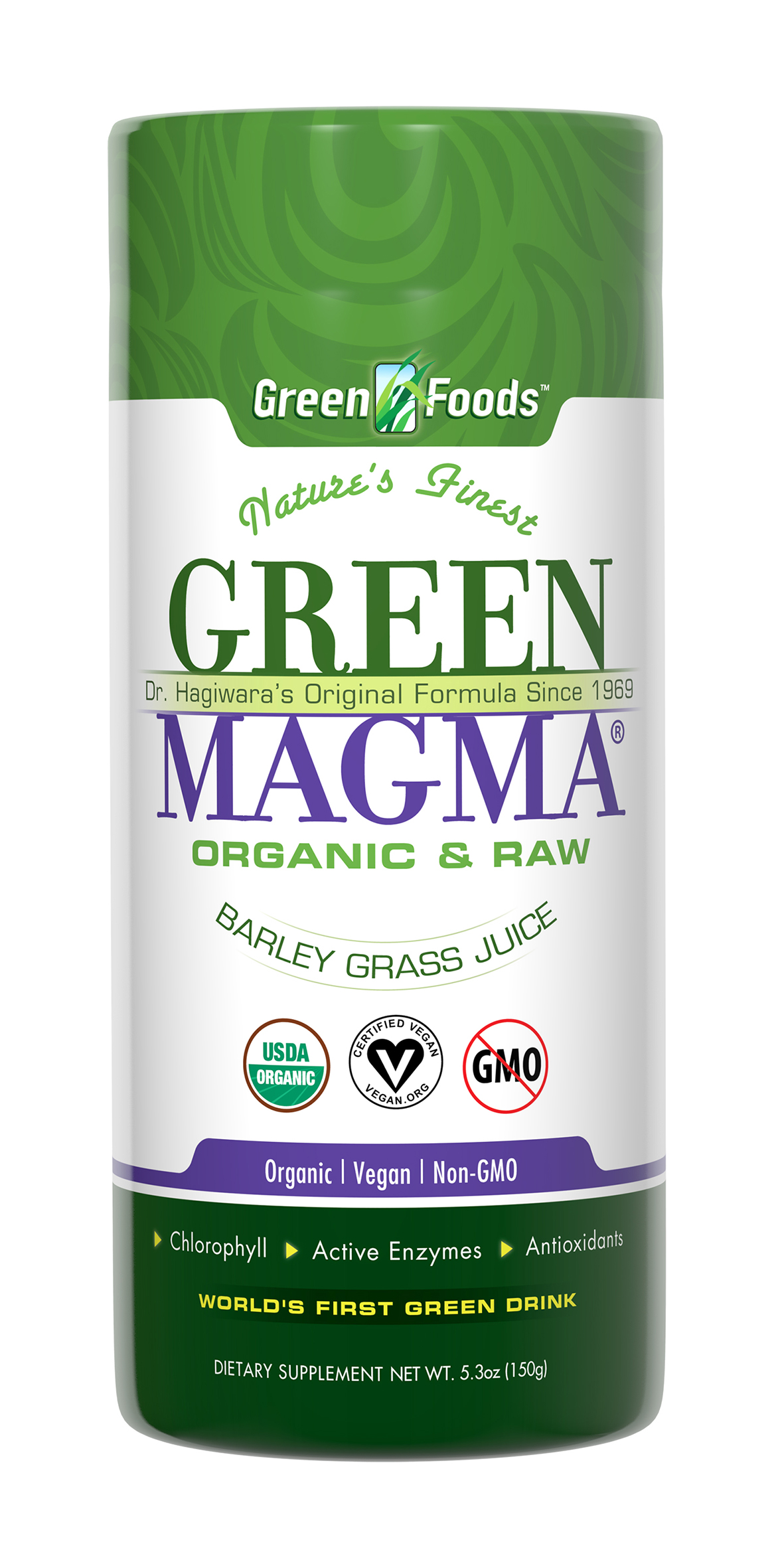Organic Barley Grass Juice Extract Powder 150g