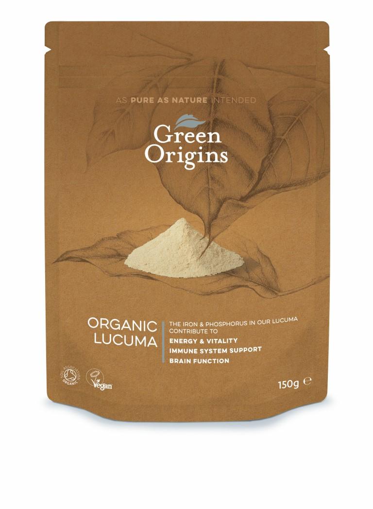 Organic Lucuma Powder (Raw) 150g