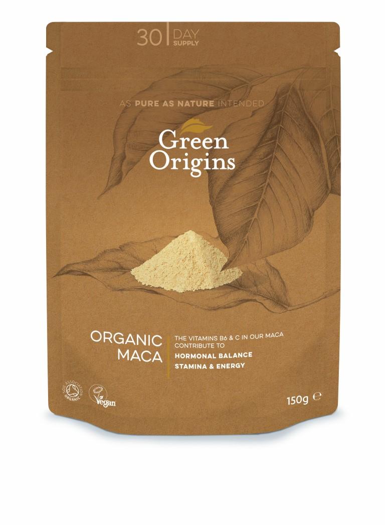 Organic Maca Powder (Raw) 150g