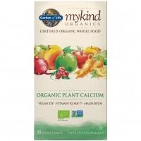 mykind Organics Organic Plant Calcium 90's