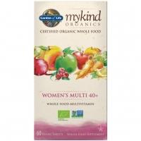 mykind Organics Women's Multi 40+ 60's