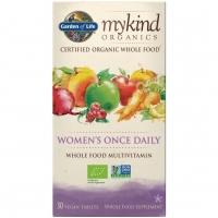 mykind Organics Women's Once Daily 30's