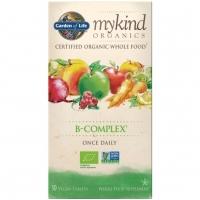 mykind Organics B-Complex 30's