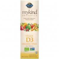 mykind Organics Vegan D3 Organic Spray Vanilla 58ml