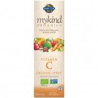 mykind Organics Vitamin C Organic Spray Orange-Tangerine 58ml