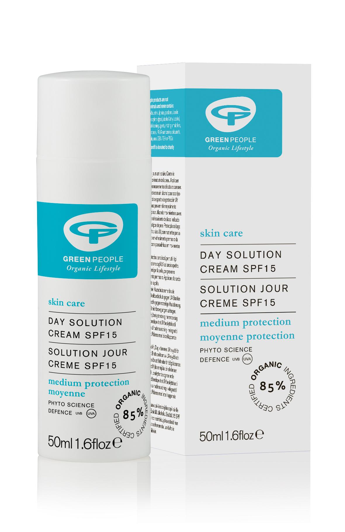 Day Solution Cream SPF15 50ml