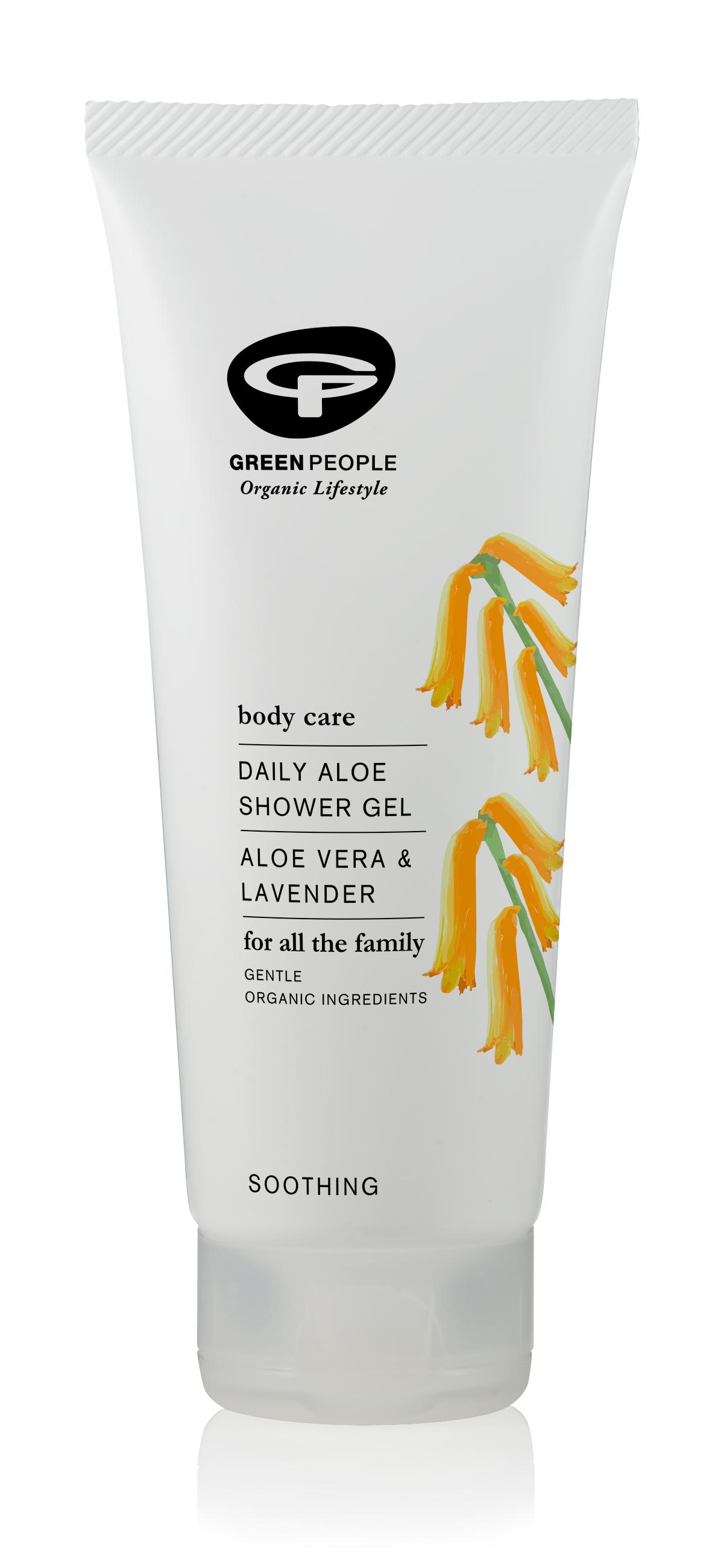 Daily Aloe Shower Gel 200ml