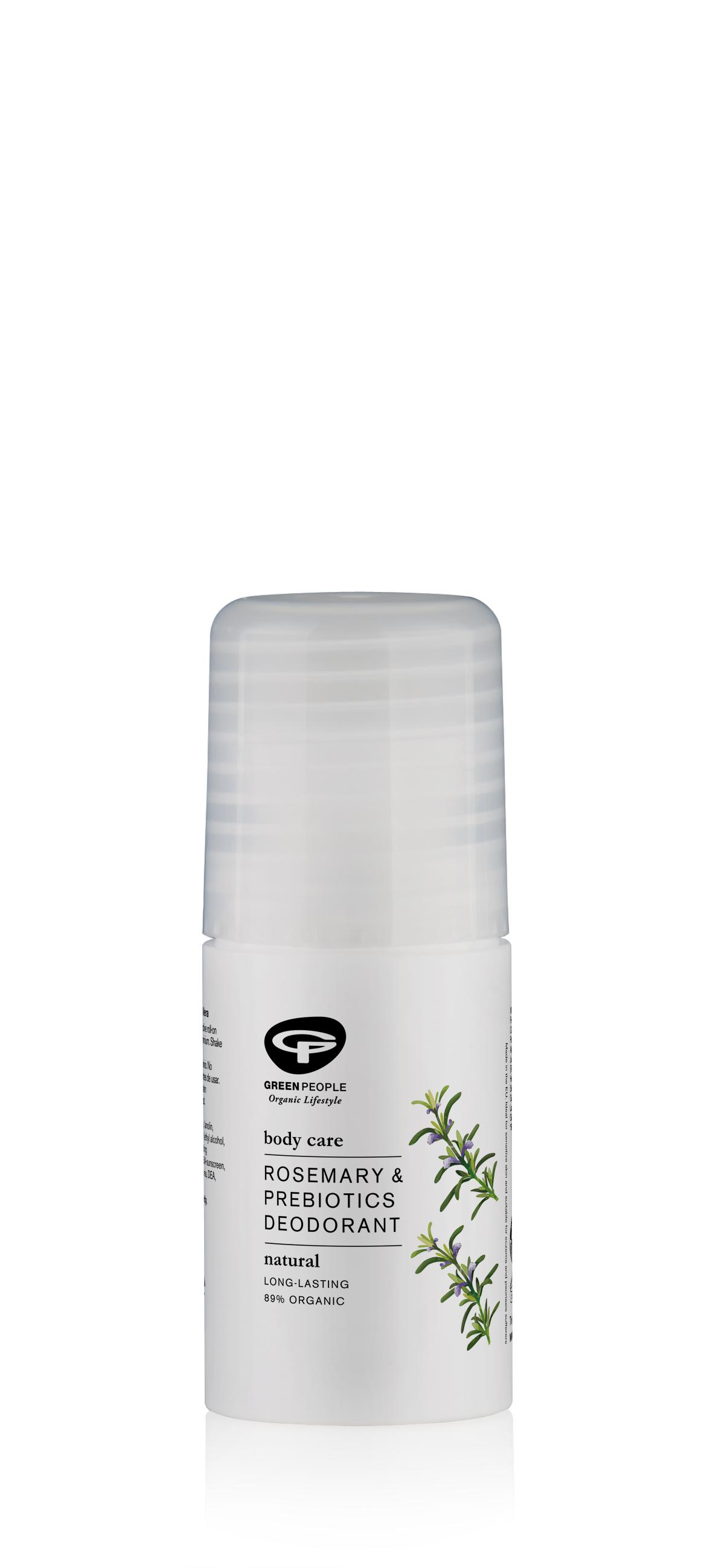 Rosemary & Prebiotics Deodorant  75ml