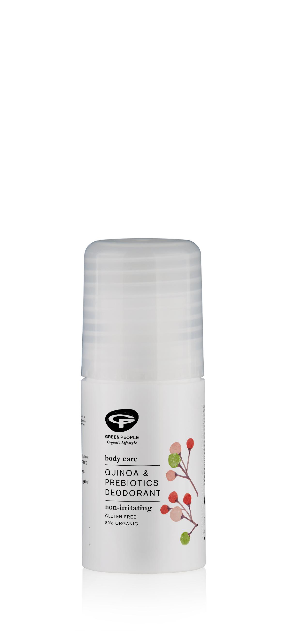 Quinoa & Prebiotics Deodorant 75ml