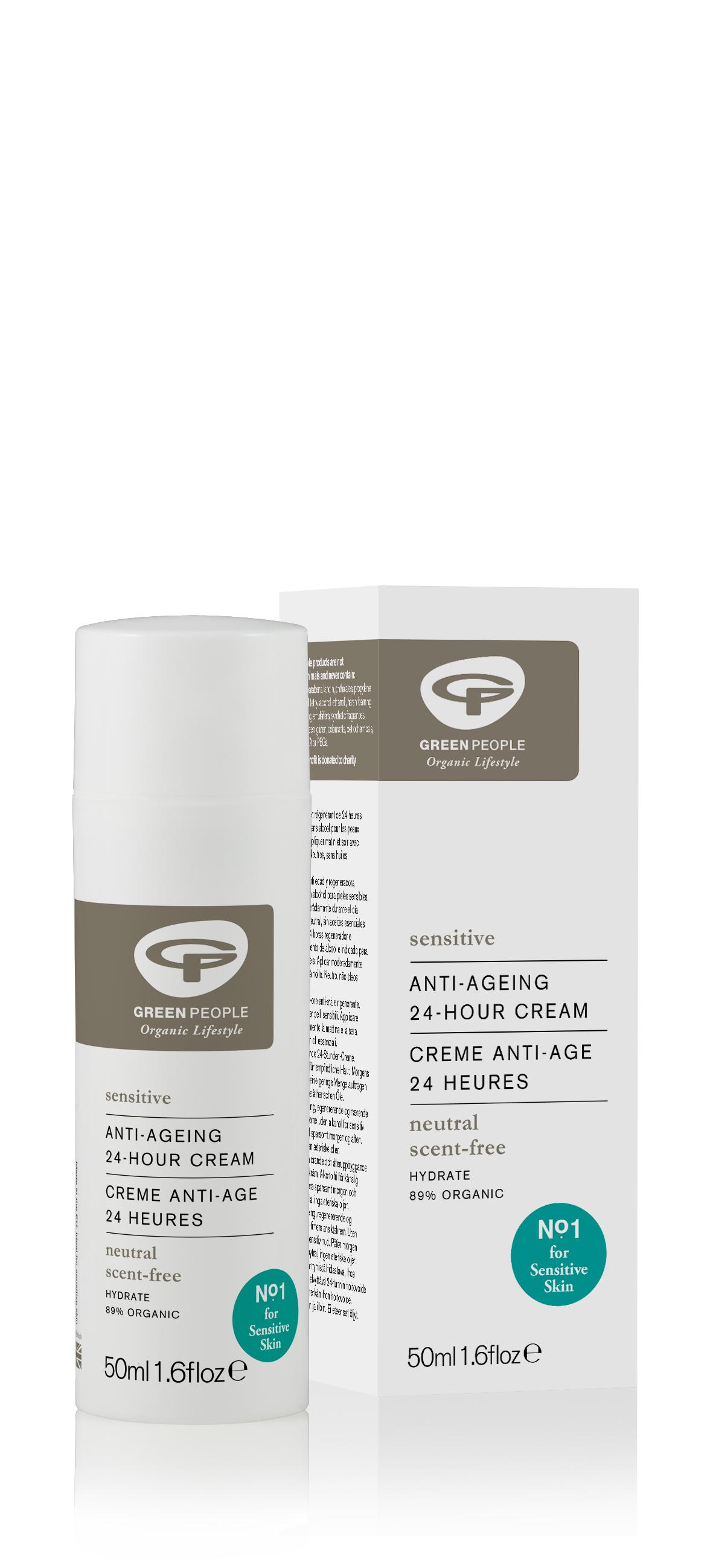 Anti Ageing 24-Hour Cream Neutral (Sensitive) 50ml