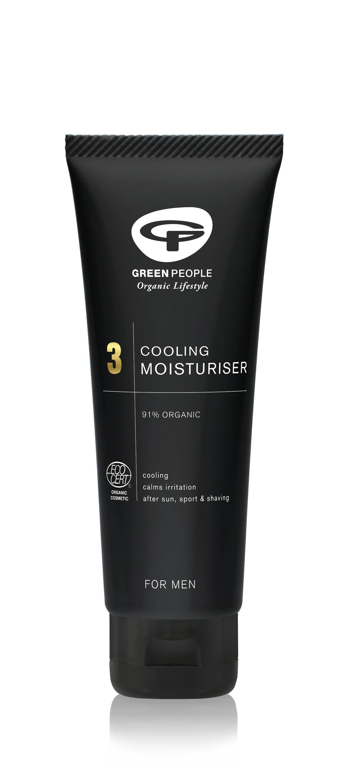Cooling Moisturiser For Men 100ml