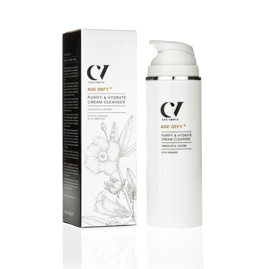 Age Defy+ Purify & Hydrate Cream Cleanser 150ml