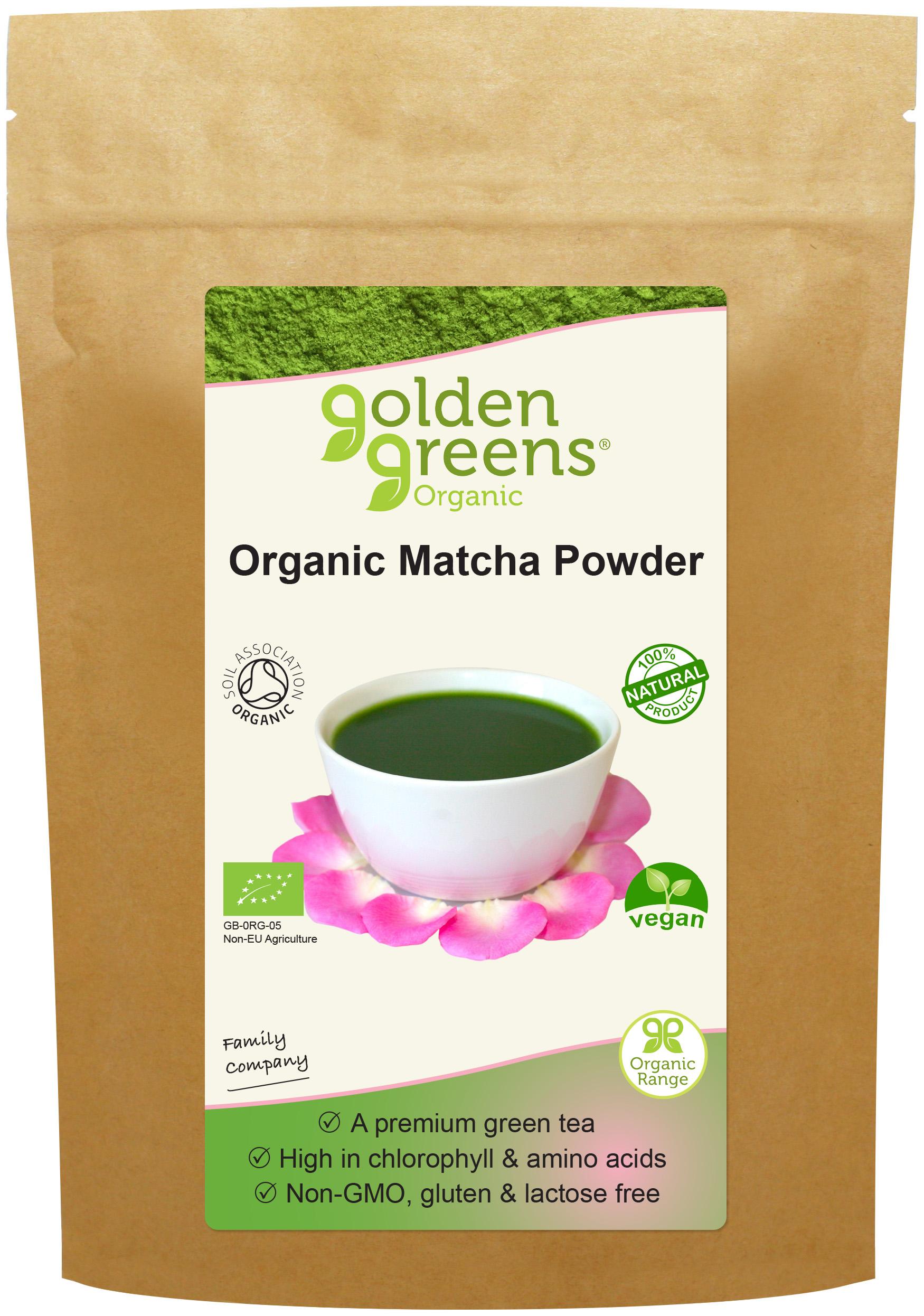 Organic Matcha Powder  50g