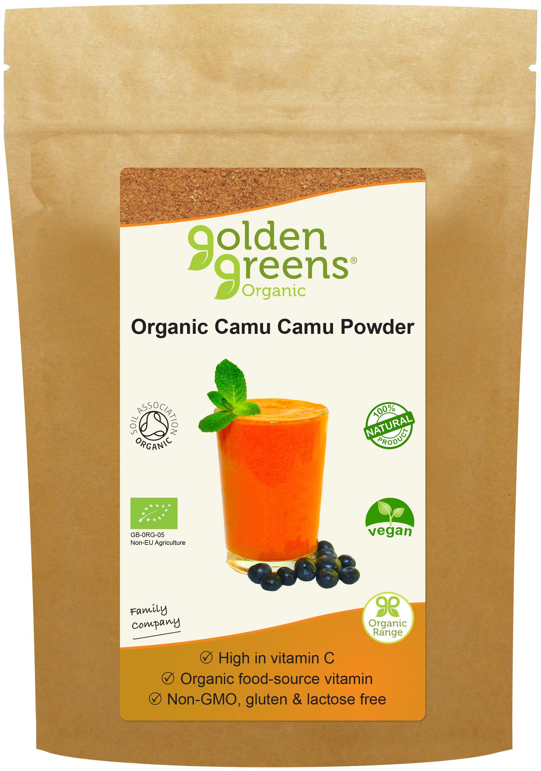 Organic Camu Camu Powder 40g