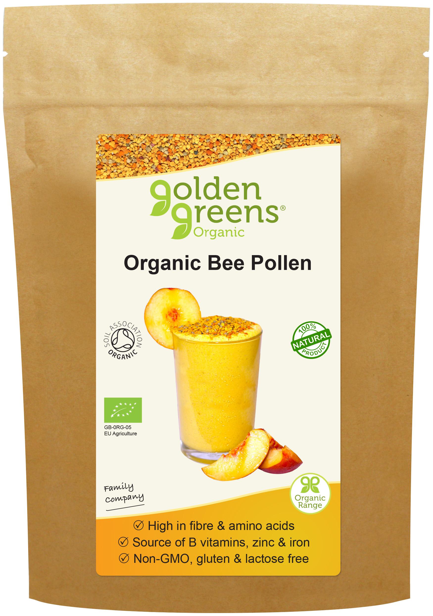Organic Bee Pollen 200g