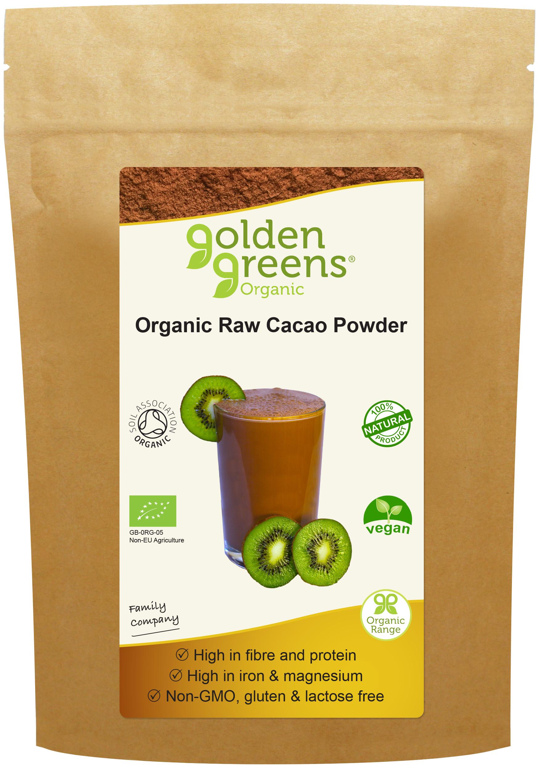 Organic Raw Cacao Powder 200g