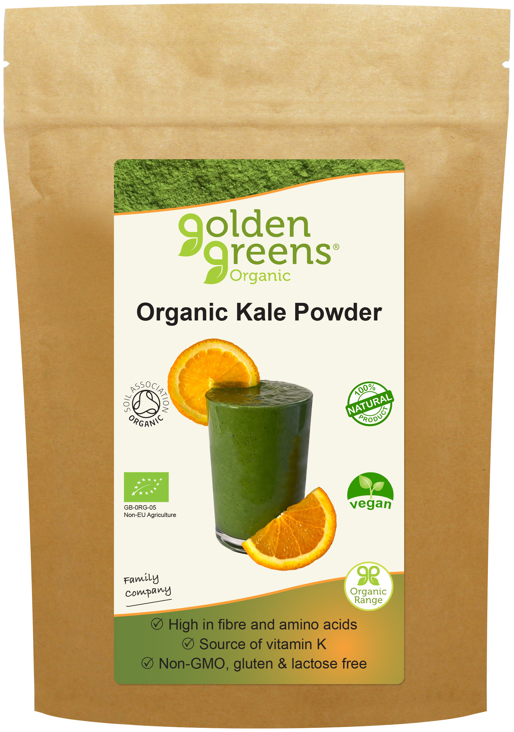 Organic Kale Powder 200g
