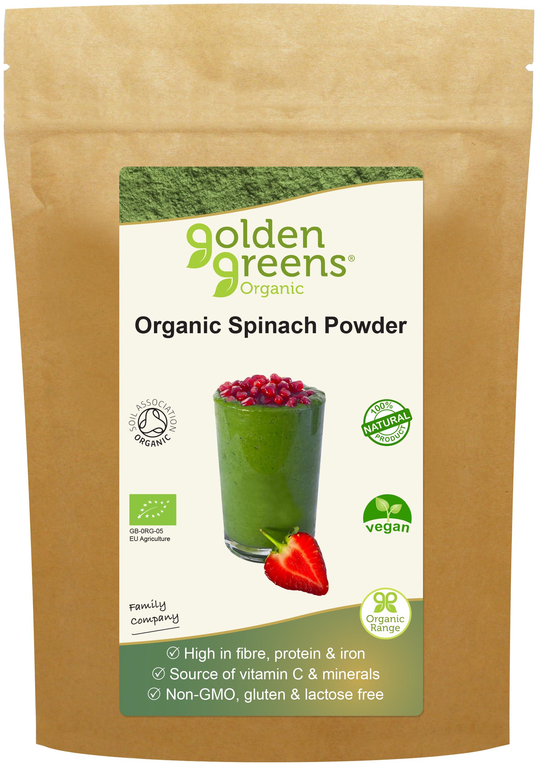 Organic Spinach Powder 200g