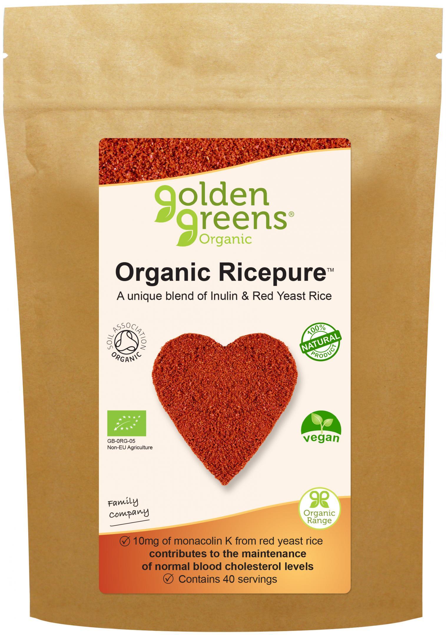 Organic Ricepure 200g