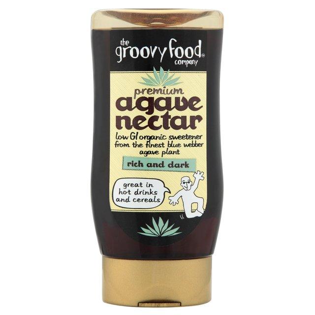 Agave Nectar Syrup Rich and Dark 250ml
