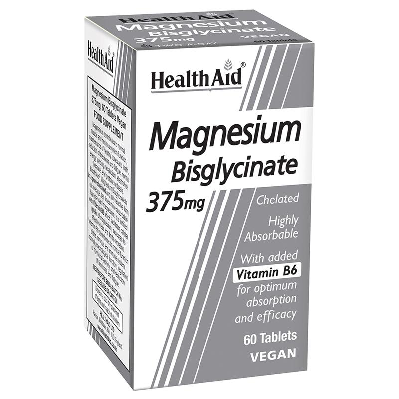 Magnesium Bisglycinate 60's