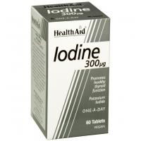 Iodine 300ug 60's