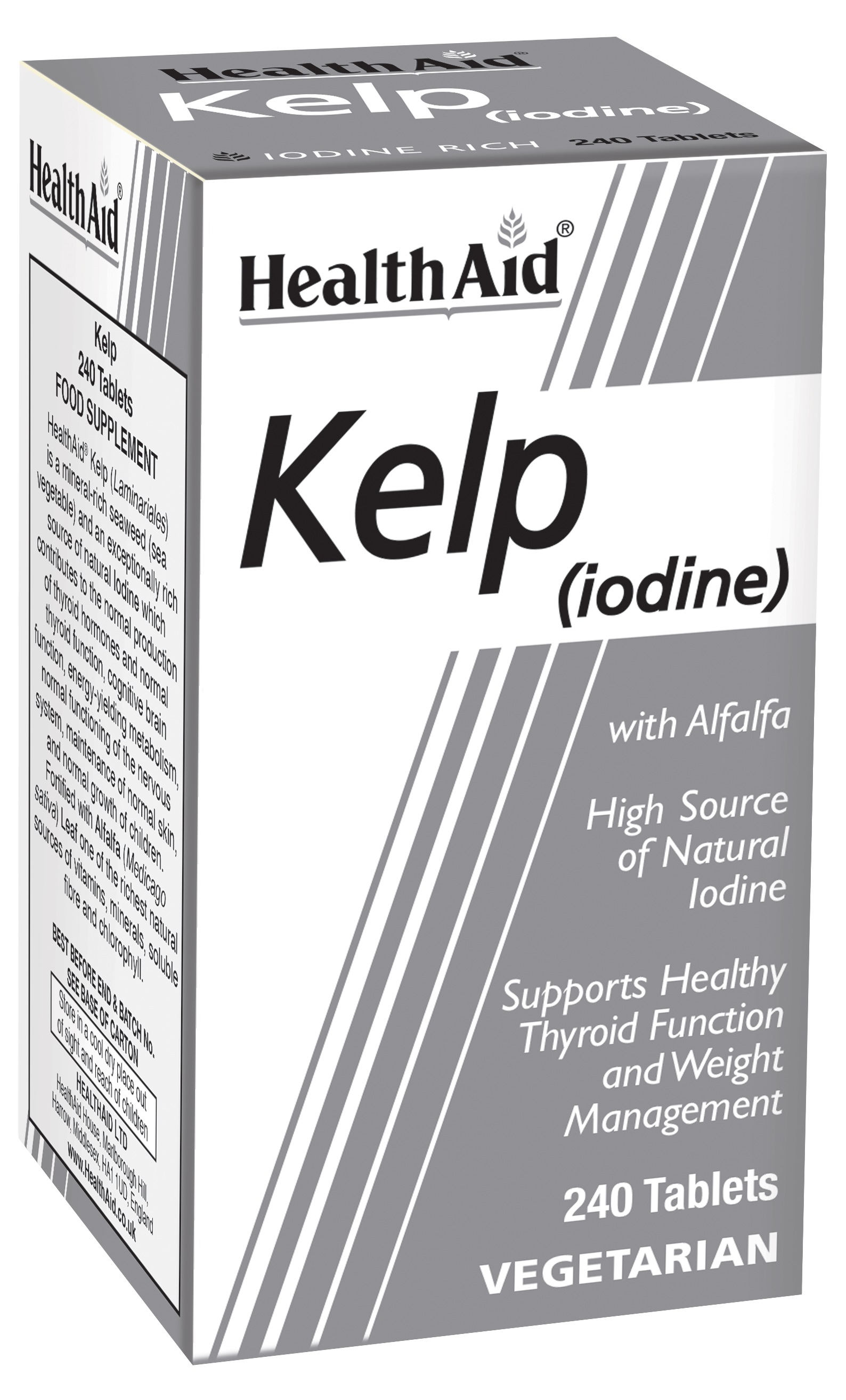 Kelp Iodine   240's