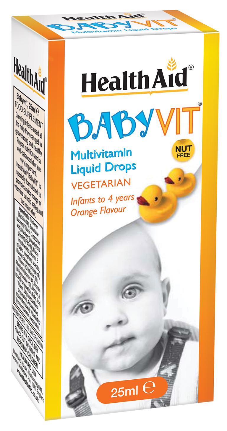 Baby Vit 25ml
