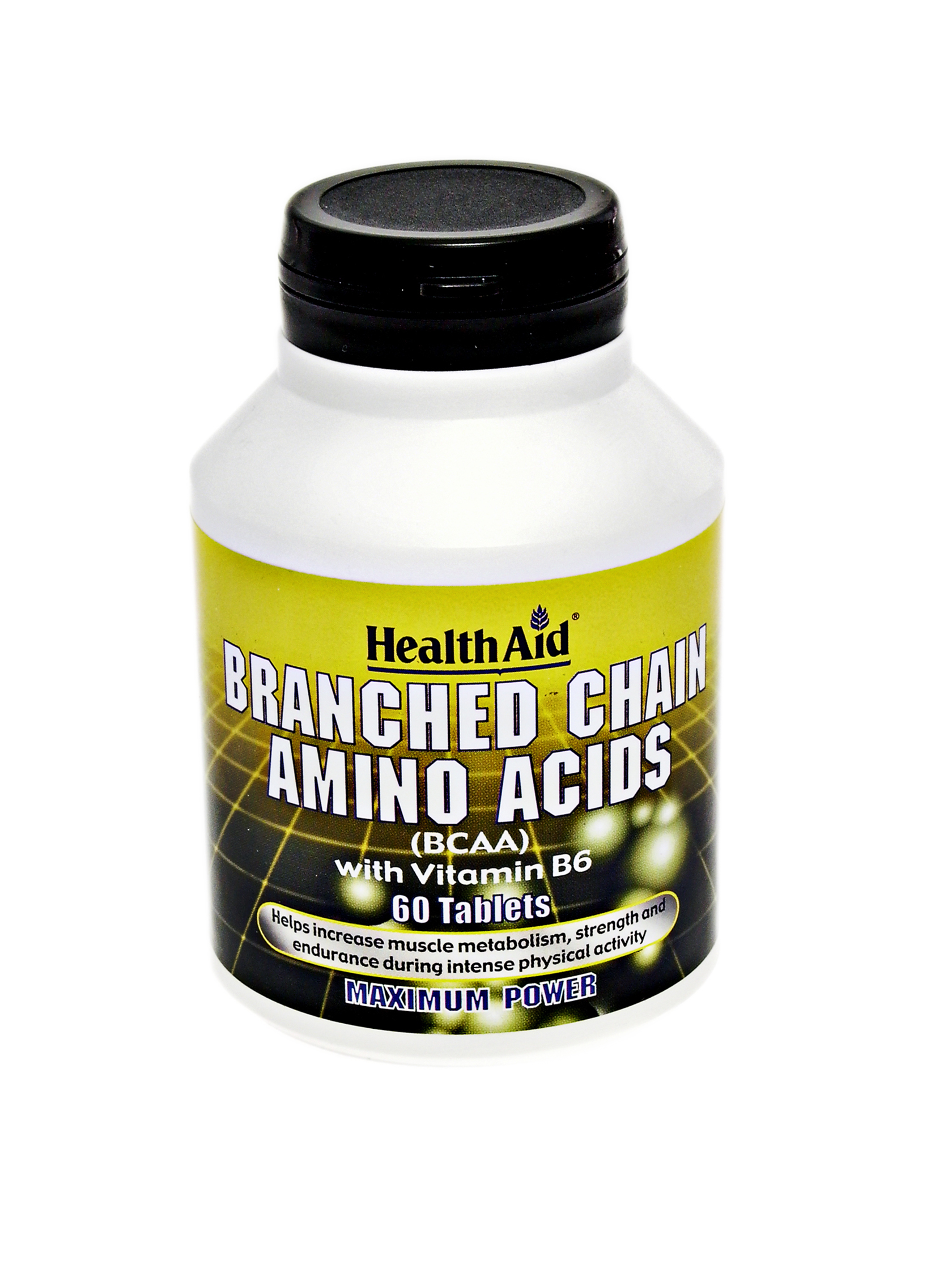 Branched Chain Amino Acids 60's