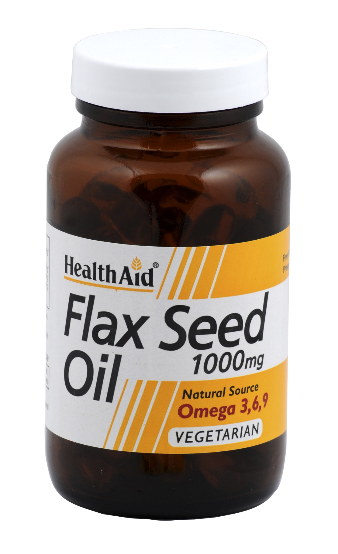 Flaxseed Oil 1000mg  60's (Currently Unavailable)