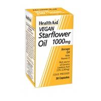 Vegan Starflower Oil 1000mg 30's