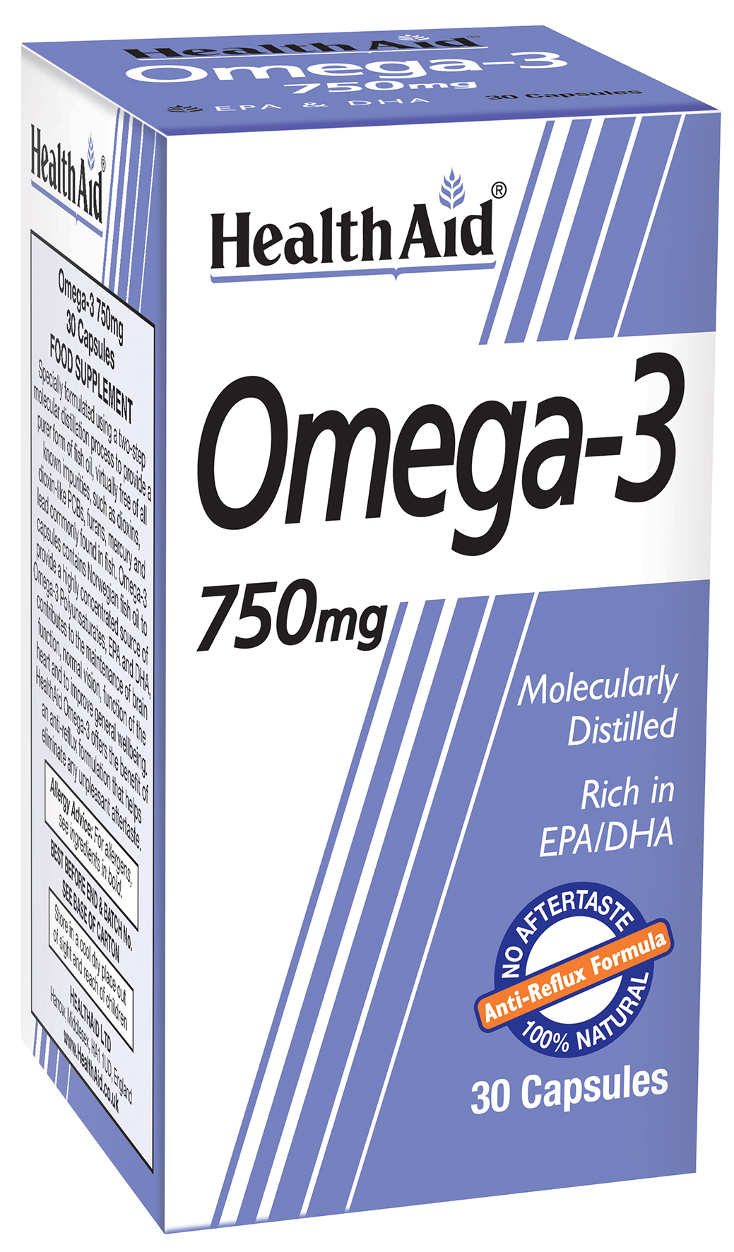 Omega-3 750mg 30's