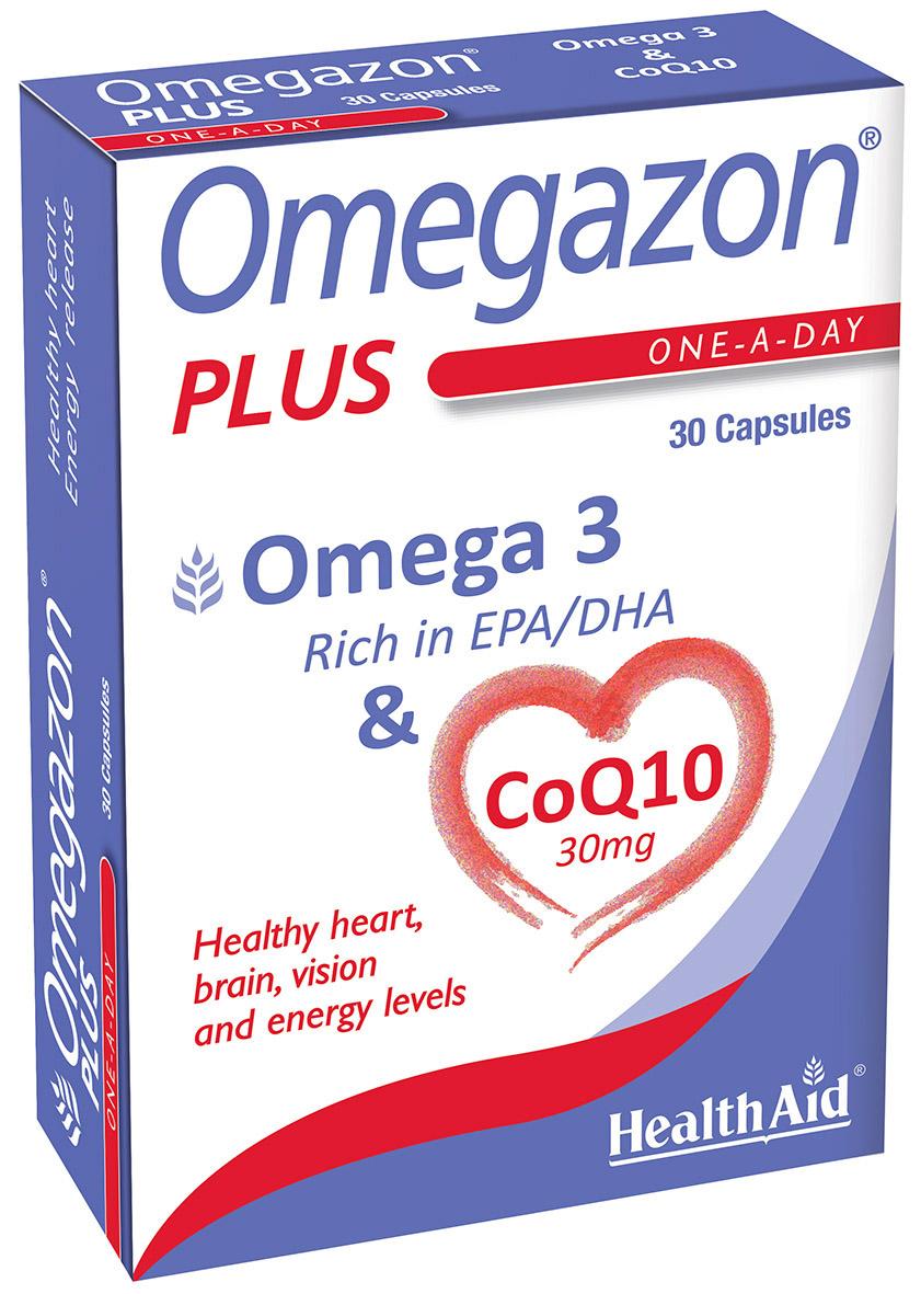 Omegazon Plus 30's