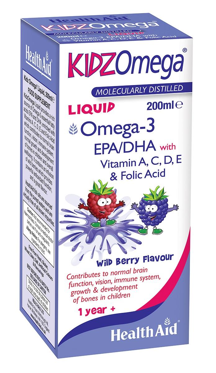 KidzOmega Liquid Omega-3 200ml