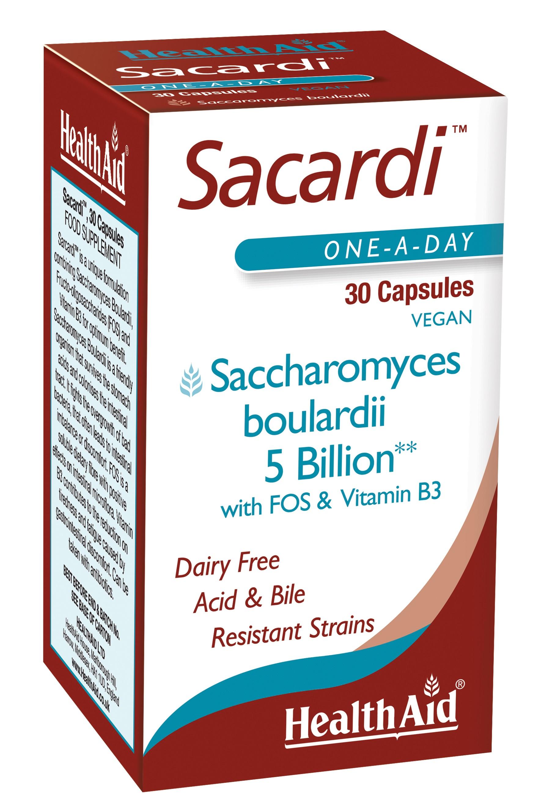 Sacardi 5 Billion 30's