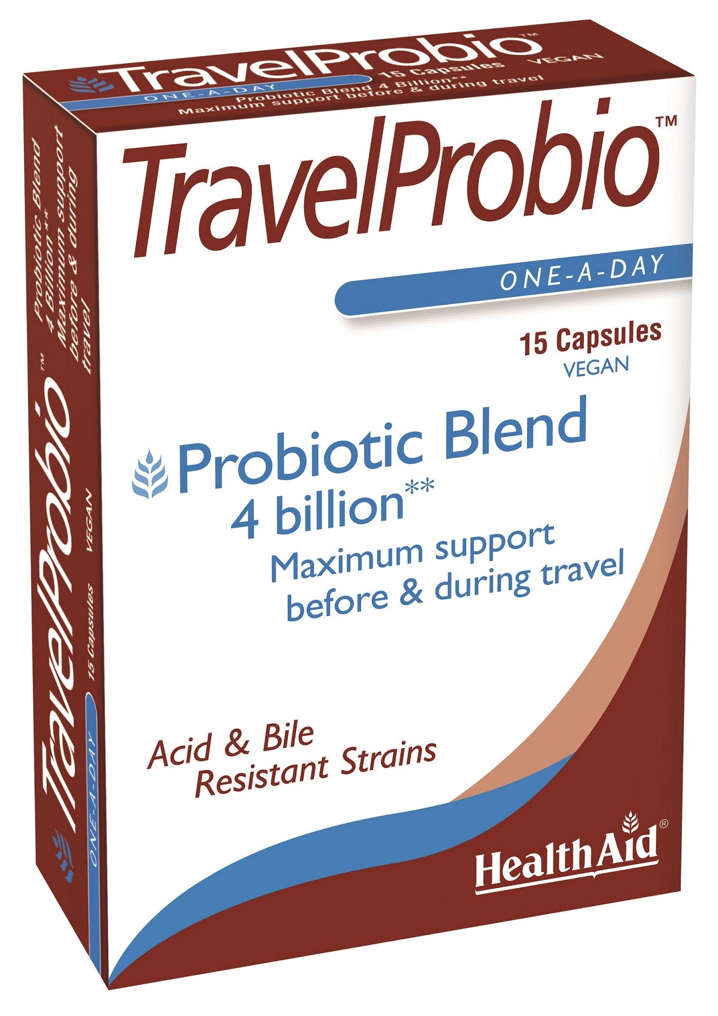 TravelProbio 15's
