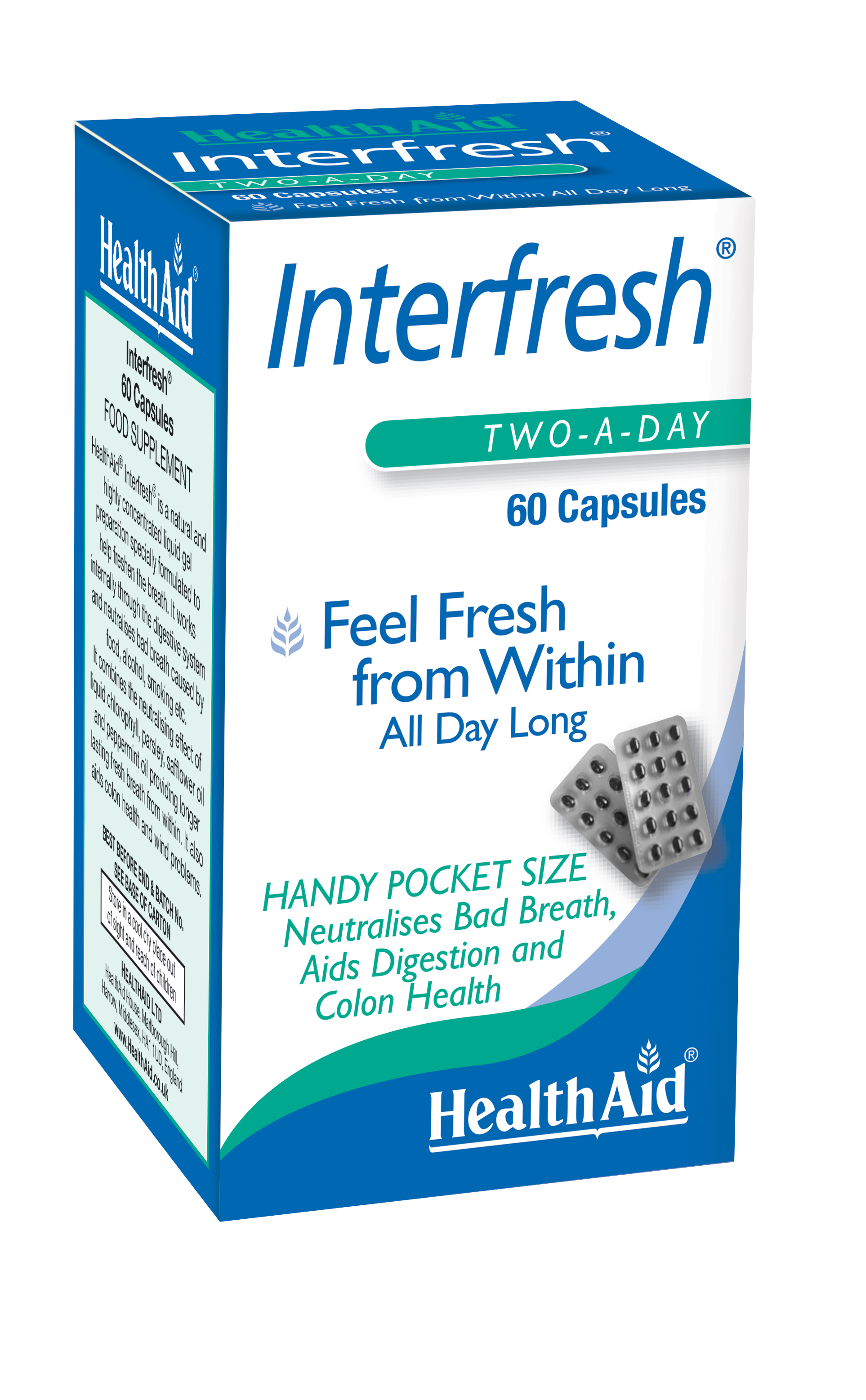 Interfresh  60's