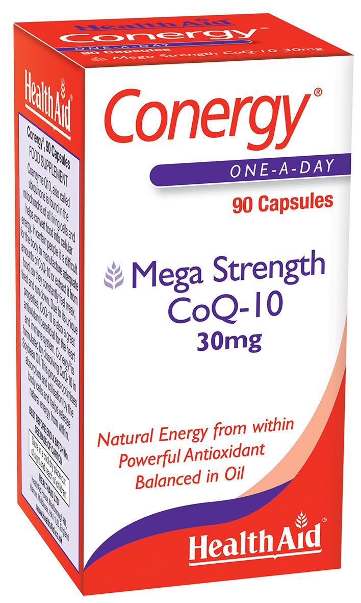 Conergy Co-Q10 30mg 90's