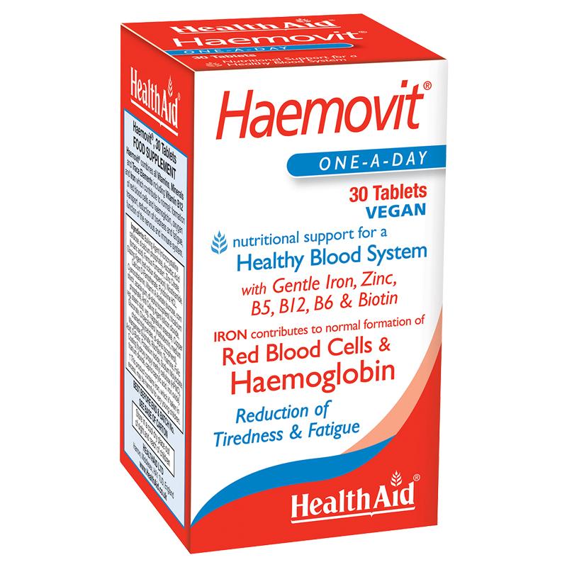 Haemovit 30's